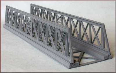 PM122 Knightwing International Kits - Girder Bridge