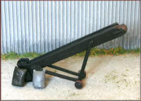Knightwing Model Railway Metal Kits - Mobile Gravel Conveyor - B20