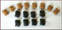 Knightwing Model Railway Metal Kits - Potato Sacks - B29