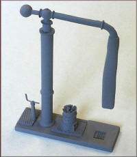 Knightwing Model Railway Metal Kits - Water Crane - B34