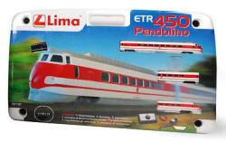 Lima - Classic Express Train Set ETR 450 Pendolino Train Set - HL1032