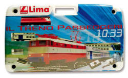 Lima - European Electric Duplex Passenger Train Set - HL1033