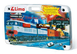Lima HO - European Freight Container Train Set - HL1035