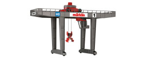 M72452 - Marklin START UP Container Terminal
