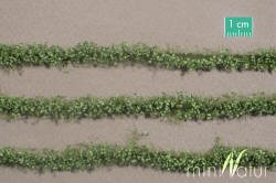 MiniNatur Model Scenics - Agrarian Land Strips With Leaves Summer - 766-22S