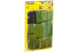Noch - Short Grass Fibres Assortment - N07066