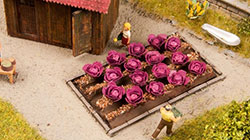 N13218 - Noch - Deco Minis - Red Cabbage (16)