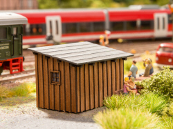 Noch - Laser Cut Minis - Small Shed - N14362