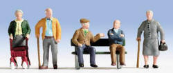 Noch Figures - Senior Citizens - N15551