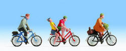 Noch Figures - Cyclists - N15898