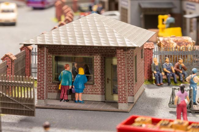 Noch - Buildings - Model Railway Scenery