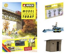 Noch - Model Landscaping Today Magazine - N71919