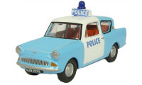 New Modellers Shop - Oxford Diecast - Ford Anglia Police Car - 76105003