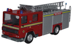 Oxford Diecast Nottinghamshire Fire Brigade Dennis RS - 76DN005