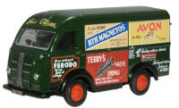 New Modellers Shop - Oxford Diecast - Terry Springs K8 Van - 76AK006