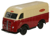 New Modellers Shop - Oxford Diecast - Austin 3 Way Van British Rail - 76AK016