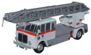 Oxford Diecast AEC Mercury TL - St Helens CB Fire Service - 76AM006
