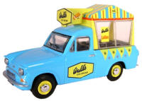 New Modellers Shop - Oxford Diecast - Walls Ice Cream Ford Anglia - 76ANG002