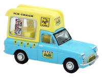 New Modellers Shop - Oxford Diecast - Walls Ice Cream Ford Anglia - 76ANG003