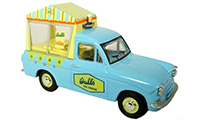 76ANG018 - Oxford Diecast Walls Little Man Ford Anglia