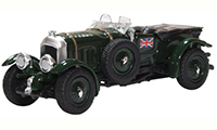 Oxford Diecast - Bentley Blower  - 76BB003