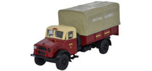 Oxford Diecast British Rail Bedford OY 3 Ton GS   - 76BD005