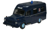Oxford Diecast Hereford Bedford J1 Lomas Ambulance - 76BED001