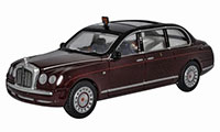 Oxford Diecast Bentley State Limousine HM The Queen - 76BSL001