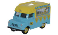 Oxford Diecast Bedford CA Ice Cream Van Walls  - 76CA002