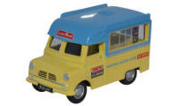 Oxford Diecast Bedford CA Ice Cream Van Lyons Maid  - 76CA003