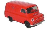 76CA007 - Oxford Diecast Bedford CA Van - Royal Mail