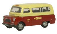 New Modellers Shop - Oxford Diecast - Bedford CA British Rail Crew Bus - 76CA018