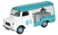 76CA023 - Oxford Diecast Bedford CA Milk Float - Co-op