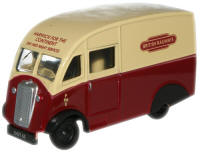 76CM001 - Oxford Diecast British Rail Commer Q25