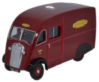 Oxford Diecast British Railway Commer Q25 - 76CM008