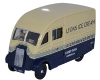 Oxford Diecast Lyons Ice Cream Commer Q25 - 76CM009