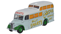 Oxford Diecast Commer Commando - Billy Smarts Circus - 76COM004