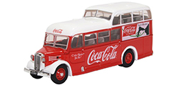 76COM008CC - Oxford Diecast Commer Commando in Coca Cola