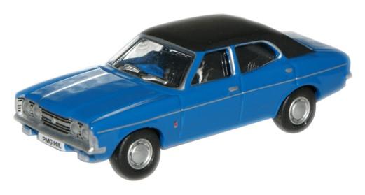 Modified Ford Cortina Mk2 1970