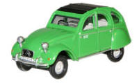Oxford Diecast Citroen 2CV BambooGreen - 76CT004