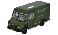 76CWT001 - Oxford Diecast Commer Walk Thru British Railways Green