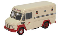 76CWT004 - Oxford Diecast Commer Walk Thru - Scottish & Newcastle Breweries Ltd