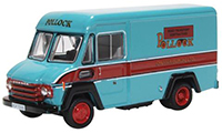 76CWT005 - Oxford Diecast Commer Walk Thru - Pollock