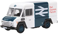 76CWT006 - Oxford Diecast Commer Walk Thru - Rail Express Parcels