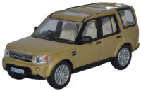 Oxford Diecast Land Rover Discovery 4 - 76DIS001