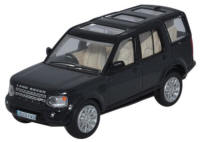 Oxford Diecast Land Rover Discovery 4 - Baltic Blue - 76DIS004