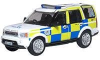 76DIS006 - Oxford Diecast Land Rover Discovery 4 - West Midlands Police