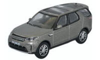 Oxford Diecast Land Rover Discovery 5 in silver - 76DIS5001