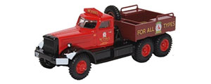 Oxford Diecast Diamond T Ballast Wynns - 76DT006