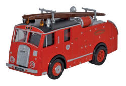 Oxford Diecast - Dennis F8 - New Zealand Fire Service - 76F8007